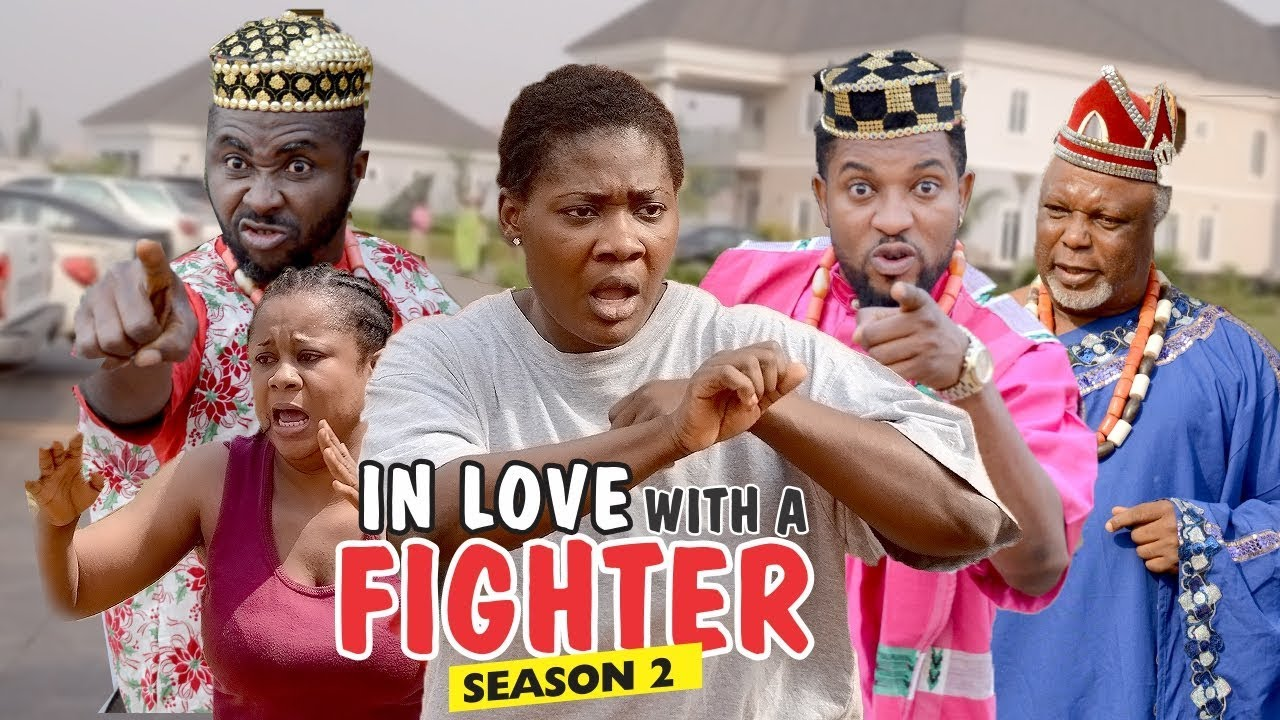 Download IN LOVE WITH A FIGHTER 2 - 2018 LATEST NIGERIAN NOLLYWOOD MOVIES || TRENDING NOLLYWOOD MOVIES