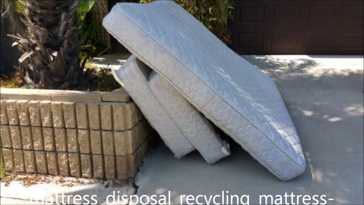 Mattress Disposal Mattress Removal Cost Edinburg McAllen TX   RGV Household  Services