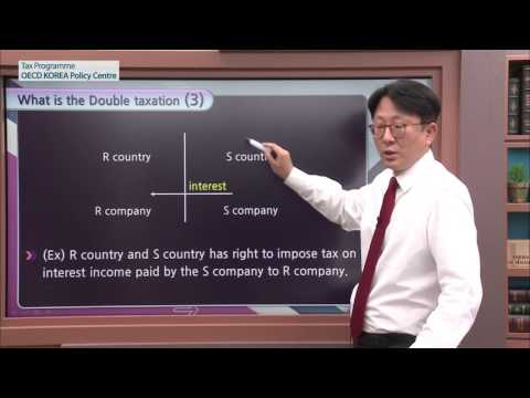 [OECD Tax] Model Tax Convention Lecture 1_Jae hyung Jang