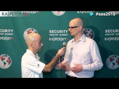 David Lenoe at Security Analyst Summit