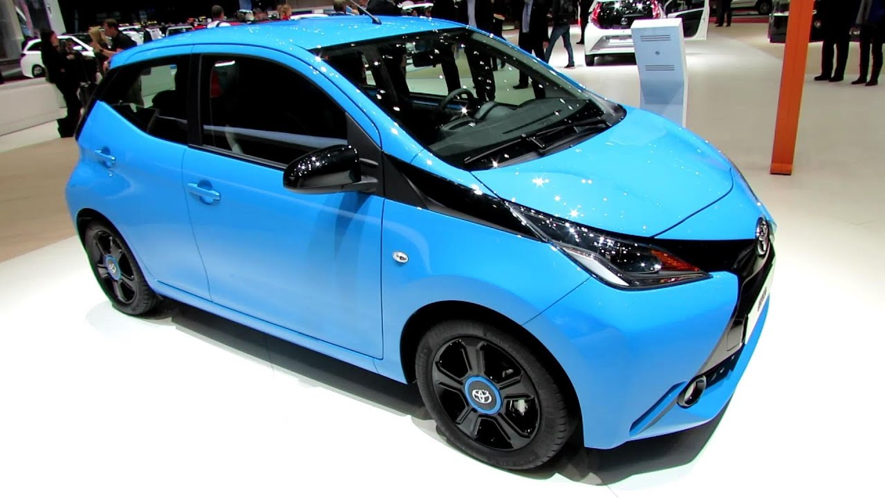 2015 Toyota Aygo Exterior And Interior Walkaround