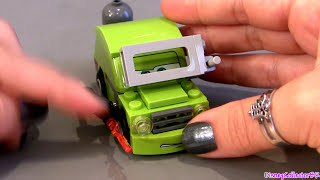 Lego Cars 2 Red's Water Rescue 9484 Fire truck Red & Lemon Acer with Torch Disney Buildable toys