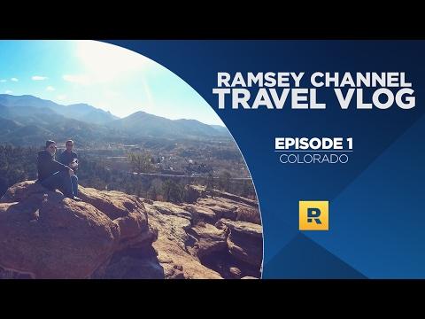 Ramsey Travel Vlog - Colorado - Ep. 1