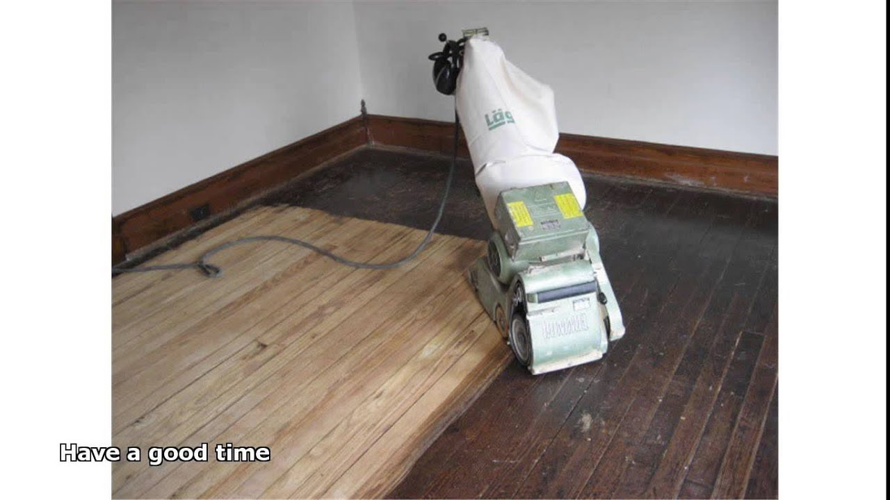 Lovely How To Sand A Hardwood Floor Part - 8: How To Sand Hardwood Floors