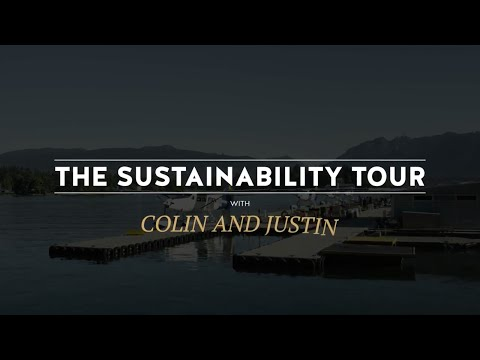 Colin and Justin Sustainability Tour - EPISODE 1