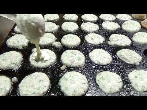 Bangalore Famous Evening Snacks | Ghee Dosa / Rice Appe ( Paddu ) / Pav Bhaji | Incredible India