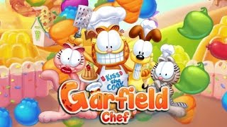 Garfield Chef: Game of Food - Best App For Kids - iPhone/iPad/iPod Touch