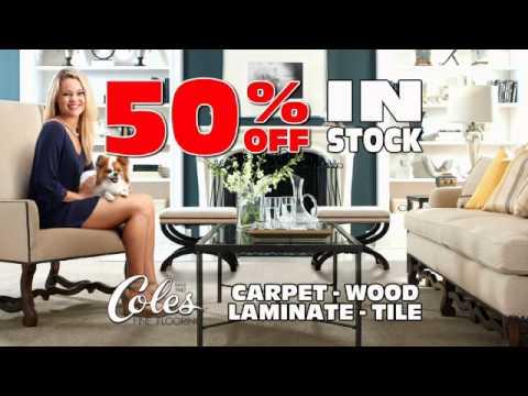 Coles Fine Flooring Grand Opening Santee!