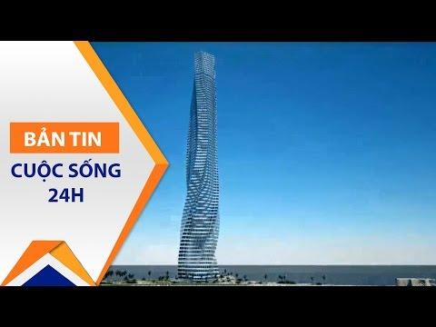'Bái phục' khách sạn Dubai xoay 360 độ cực VIP | VTC