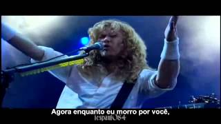 Megadeth - In My Darkest Hour: Through The Years (legendado)