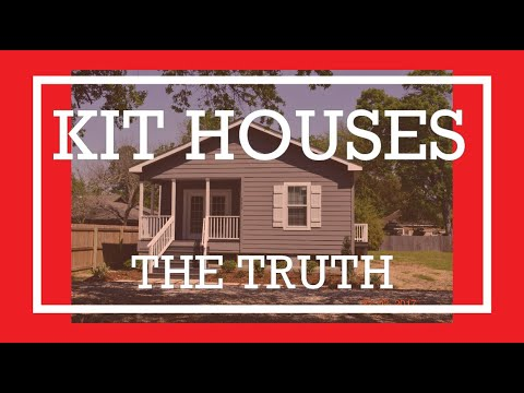 kit houses in 5 minutes