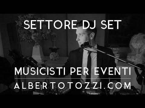 Musica per Matrimonio - Cantante DJ - Momento ascolto live