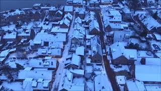 Sneeuw in Ammerstol