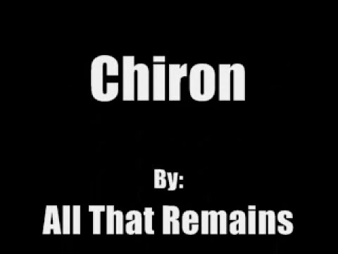 All That Remains - Chiron (lyrics)
