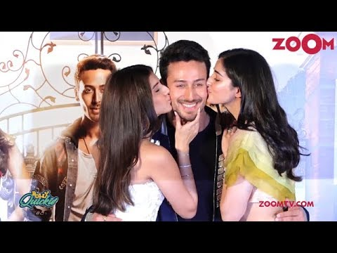 Student Of The Year 2 trailer launch event | Tiger Shroff, Tara Sutaria, Ananya Panday | UNCUT