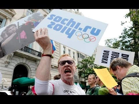 The Stream - Playing politics in the Olympics