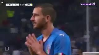 UCRANIA / VS /ITALIA.... RESUMEN