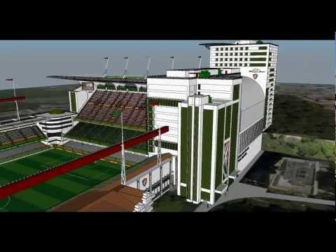 Estadio das Laranjeiras Arena