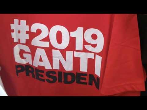 Keren Lagu 2019 Ganti Presiden - Sang Alang