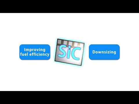 Toyota Denso   Silicon Carbide Power Semiconductor Presentation Video HD