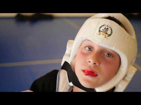 Hwa Rang Do® Minneapolis Martial Art Summer Camp - Sparring Highlights