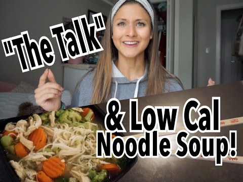 """The Talk"" 