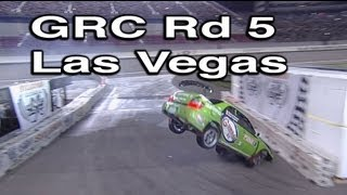 video thumbnail of Global Rally Cross Round 5 Highlights - Discount Tire-America's Tire Las Vegas Cup
