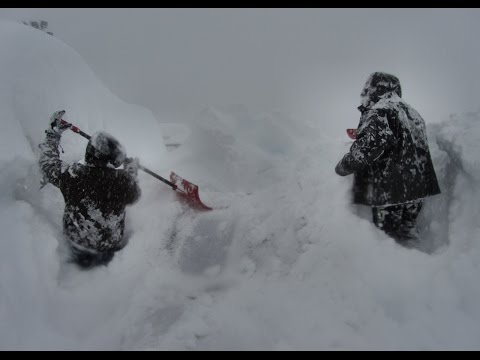 Thumbnail: Kitimat 2015 Snow Storm at KMP