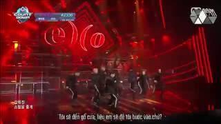 [EXOism Vietsub + Fanchant] Monster - EXO @ M!COUNTDOWN