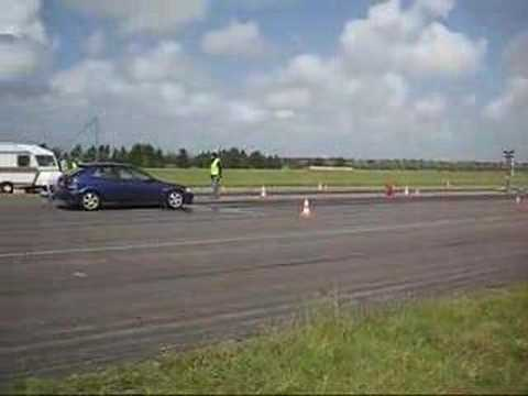 Fiat Ritmo on the 1/4mile