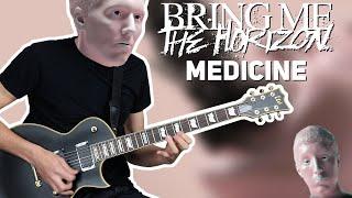 BRING ME THE HORIZON | MEDICINE | GUITAR COVER + TABS Video