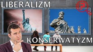 LIBERALIZM vs KONSERWATYZM: moralne fundamenty ideologii politycznych #11 ROZKMINA