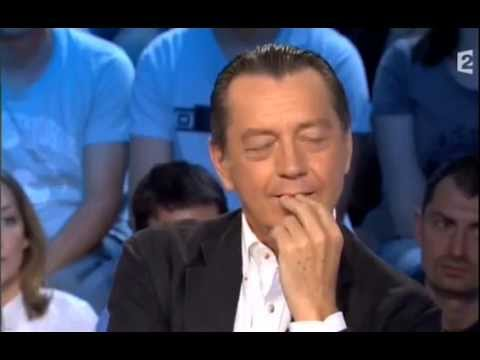 Bernard Giraudeau - On n'est pas couché 23 mai 2009 #ONPC
