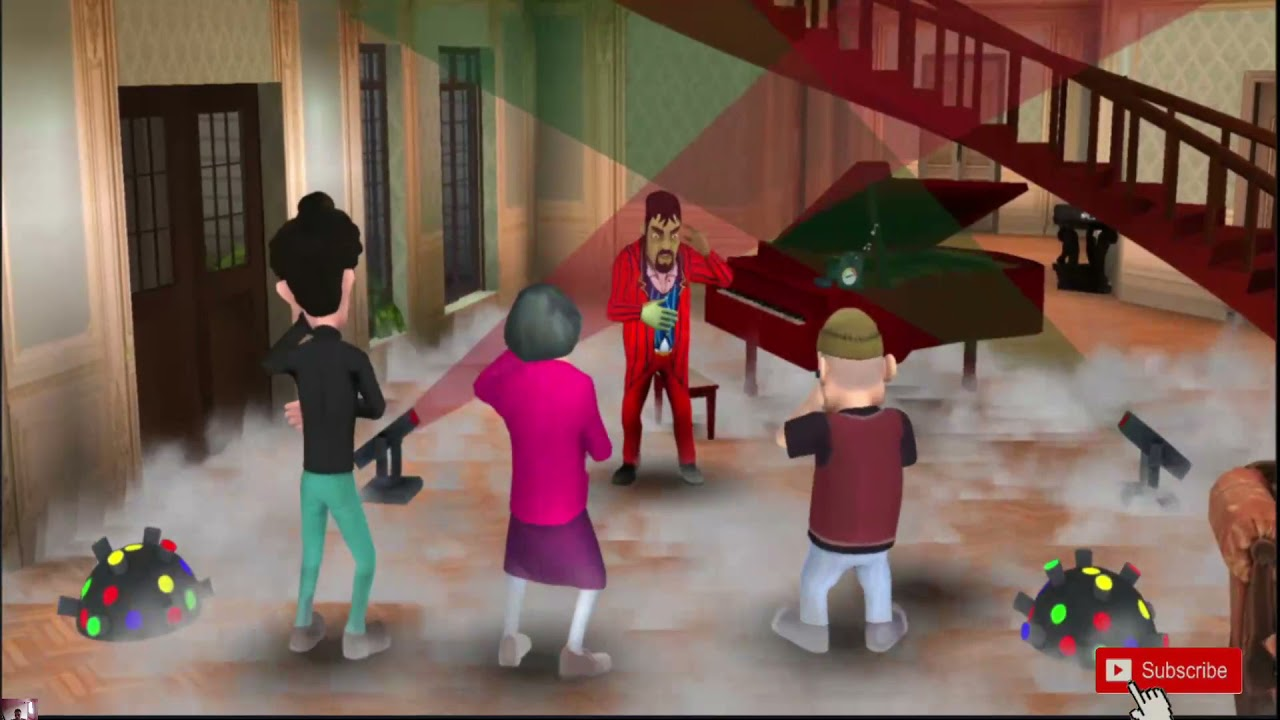 🎯Horro Party...HELP...HELp...HElp...Help....help...SCARY stranger 3D MOD APK NEW CHAPTER 🎯1170