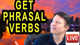 Super English lesson | Be more fluent with phrasal verbs | Learn English Live with Steve