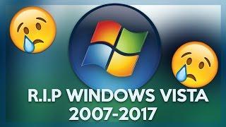 RIP WINDOWS VISTA