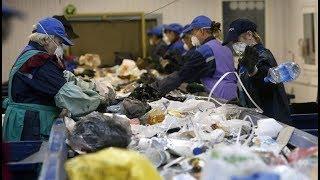 Сортировка мусора в Челябинской области