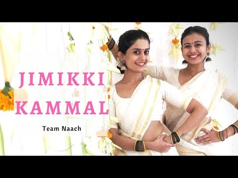Jimikki Kammal Dance I Velipadinte Pusthakam I Team Naach Choreography
