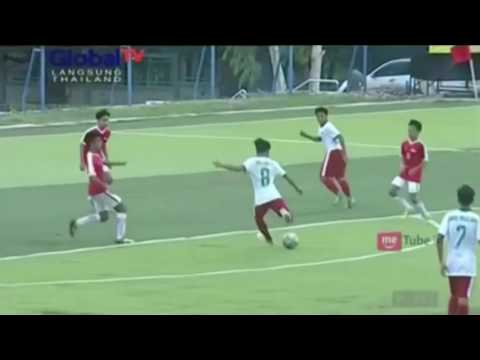 Hasil Timnas U16 vs Singapura, Skor Akhir 2-0 Piala AFF (17/7/2017)