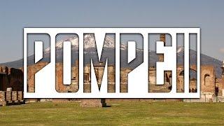 Pompeii + Mount Vesuvius Day Trip ITALY