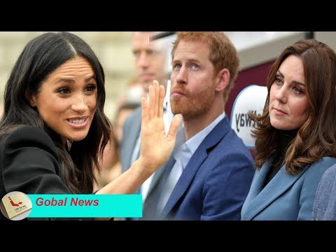 Meghan Markle called Prince Harry a coward when he never protected her when she was bullied by Kate