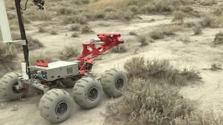 Mars rover robotics competition wraps up in Alberta