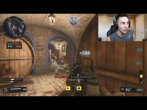 Black Ops 4 Multiplayer Gameplay w/ FaZe Censor!