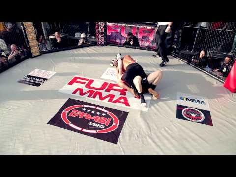 Fury MMA June 2013  Fight 2 Carlos Lugo vs Dan Weyman