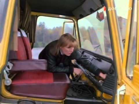 СИЛЬНАЯ советская мелодрама про шофёров Трое на шоссе 1983