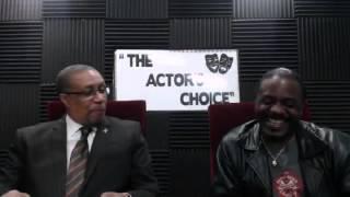 The Actor's Choice - Reginald T. Dorsey 3-7-16