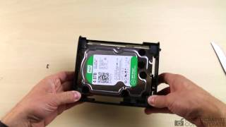 Removing The Hard Drive From A Western Digital Enclosure