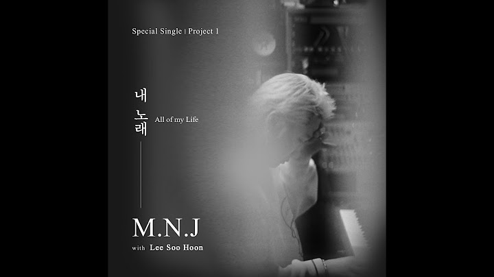 M.N.J '내 노래(All of my life)' Teaser 2