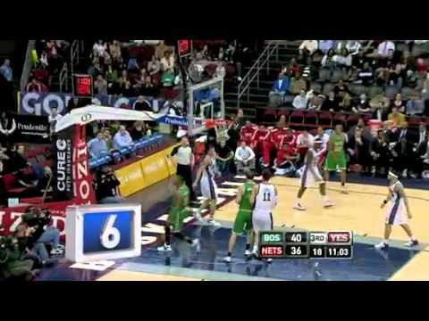 Top 10 Plays of the Year Celtics  2011 Season
