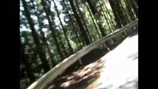 県道(険道)247号線.wmv